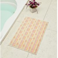 China Tufted Skidproof Shockproof washable comfortable Acrylic Bath Mat for home wholesale