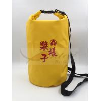 Best 500D PVC Outdoor Dry Bag For Swimming 2L , 5L , 10L , 15 L, 20L , 30L wholesale