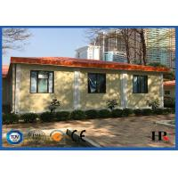 China Prefabricated Container House Light Steel Villa Modular Homes Detachable EPS Panel on sale