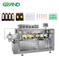 Best GGS-118 P5 Automatic Liquid Filling Machine Olive Oil Filling and Sealing Machine wholesale