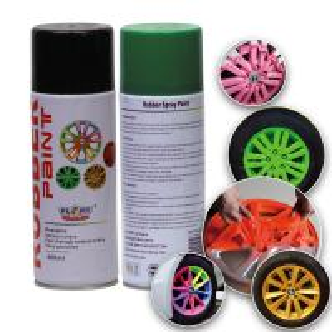 Best Multi Colors Rubber Spray Paint Car Fluorescent Liquid Coating Abrasion Resistant wholesale