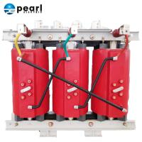Cheap Energy Saving Air Cooled Transformer Dry Type / Dry Type Power Transformer for sale