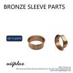 Best Tin Phosphor Bronze Sleeve Bushings CuSn8 & CuSn6.5 Material 090 092 Type wholesale