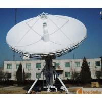 6.2m RX / TX Satellite Antenna, C Band Dish, Satellite Communication Solution