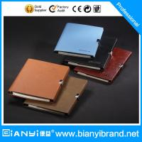 Best China best quality boost custom-made loose leaf notebook A5 Size wholesale