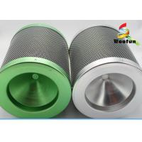 Best Colorful Aluminum Flange Carbon 38mm Air Filter Cartridge With 38mm Carbon Bed wholesale