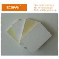 Best Noise / Sound Absorbing Glass Fiber Board Insulation , Acoustical Ceiling Panels 12mm wholesale