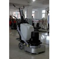Best Four Grinding Plate Marble Floor Grinding Machine With Water Tank And Dust Port wholesale