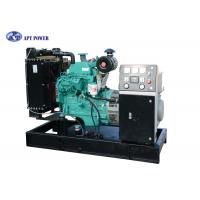 Best Open Type 60KW 75kVA Cummins Diesel Generator 3 Phase For Marine wholesale