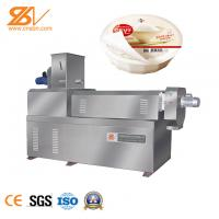 China Twin Screw Instant Rice Machine Food Extruder Processing Machine on sale