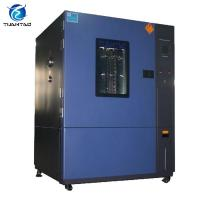 Programmable high low temperature and humidity test chamber China