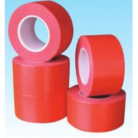 Best 260Um Thickness Crepe Paper Masking Tape 210N Per 25Mm Tensile Resistance wholesale