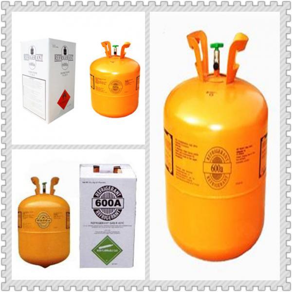Cheap R600a high purity gas refrigerant pure gas R600a refrigerant for sale