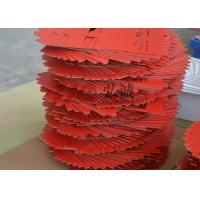 Unsaturated Polyester Laminate Red Upgm 203 Sheet High Tensile Strength