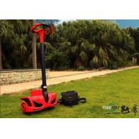 Best Red Portable Two Wheeled Personal Transport Scooter For Outdoor Patroller wholesale
