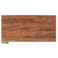 Best Wood 3D Durable Flexible Wall Tiles Outdoor Brown Color Stone Sands Material wholesale