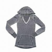 Best 60% cotton and 40% Polyester Waffle 180gsm Pullover, Customized Colors are Accepted wholesale