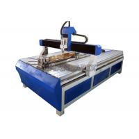 Best Fast Carving Speed 4 Axis CNC Router Machine 3.0kw Water Cooling Spindle Low Powper Consumption wholesale