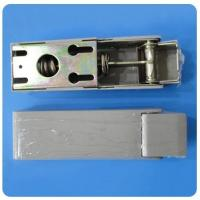 Steel Frame Spring Full Range Freezer Door Hinges With Gray Or White ABS Cover 400L 550L