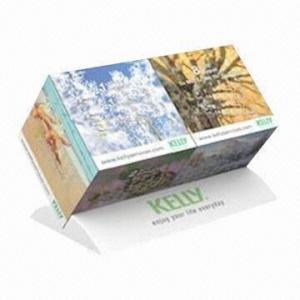 Best Promotional Duo Cube Calendar Monthly, Cube Measures 5x5x5cm wholesale