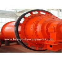 Best Construction Mining Equipment Grid Ball Mill 2.28m3 Volume 3.96t Ball Load wholesale