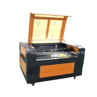 Best Batch Precision Fabric Embroidery logo Co2 Laser Cutting Machine with CCD Camera wholesale