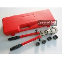 Best CW-1632 manual hand type pex pipe crimping tool, for pipe tube crimping 16-32mm, Jeteco Tools brand pipe fitting tool wholesale