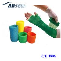Best Ce & Fda Approved Orthopedic Fiberglass Flexible  Casting Tape wholesale