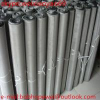 China 316 stainless steel mesh screen/stainless steel wire net/ stainless steel wire roll/stainless steel micro mesh on sale