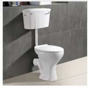 China one piece toilet/washdown toilet bowl/ceramic toilet S-trap /t-trap100 200 250 300mm on sale