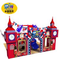 Climbing Toy Soft Play Area Equipment , Play Games Children'S Play Center Equipment