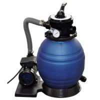 Best Fiberglass reinforced filtration combo swimming pool filter with pump wholesale