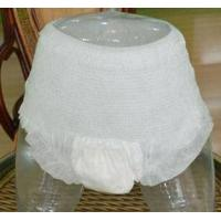 Best OEM leg cuff disposable adult pull up diaper wholesale