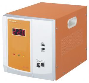 Best Copper / Alumimum SVC-0.5KVA~30KVA  Avr Voltage Regulator Stabilizer IP20-54 wholesale