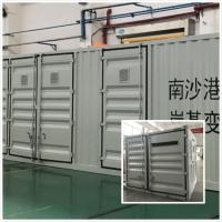 Best Stainless Steel Prefabricated Substations 35 KV - Class Step Down Transformer wholesale