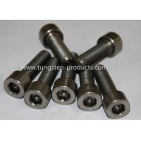 China ASTM DIN Titanium / Titanium Alloy Bolts / Screws / Fasteners With Color Painting on sale