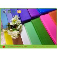 Best Thanksgiving Holiday Bulk Colored Tissue Paper Solid Color For Gift Packing wholesale
