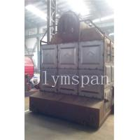 Best Automatic Steel 1 Ton Gas Fired Steam Boiler For Water Heating wholesale