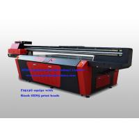 Best CE Flatbed UV printer  Wide Format 2500 x 1300 mm With Ricoh GEN5 Print Head wholesale