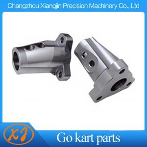 Best Go Kart Angled Steering Hun Mount - Fits 20mm Shaft- 6061-T6 - 7.5 Degree wholesale