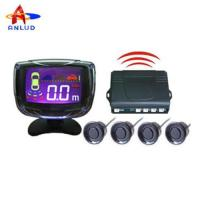 Buy cheap Color lcd wireless parking sensor ALD500-W from wholesalers