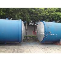 Best AAC Autoclave Pressure Vessel For AAC Block , High Pressure and temperature,size 2.68MX38M wholesale