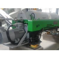 Best Beverage Industry Food Processing Centrifuge With High - Dryness Screw Conveyor wholesale