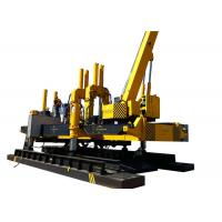 Best 460T Hydraulic Jack In Piling Machine For Concrete Pile Foundation wholesale