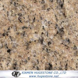 China Giallo Veneziano Granite Slabs, Brazil Yellow Granite Tiles on sale