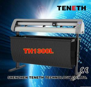 Best With Huge Pressure 1000g Cutting Vinyl Plotter Cutter / Paper Width 1300mm wholesale