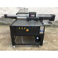 Buy cheap 60*90cm Small and High-Performance UV Flatbed Printer Ricoh GH2220/Epson DX5/DX7 from wholesalers