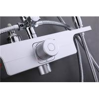 Best Concealed Thermostatic Mixing Valve Maximum Flow 26L/Min Multi Layer Nickel Plating wholesale