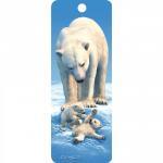 Best PET Type Souvenir 3D Lenticular Bookmarks , Customized 3d lenticular prints wholesale