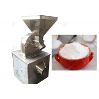 China Small Scale Sugar Powder Making Machine , Sugar Grinding Machine For Pharmaceutical Industry on sale